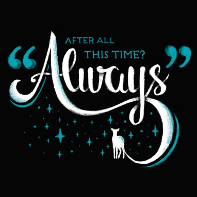 """After all this time"""