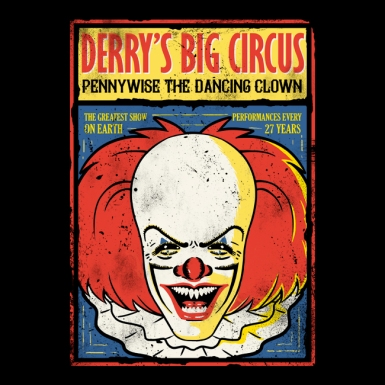 Derry's Big Circus Old