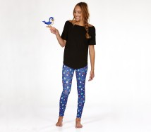 Sweet Poison leggings - Teefury