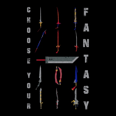 Swords of fantasy