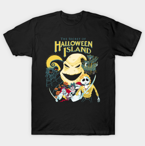 thesecretofhalloweenislandpaulag