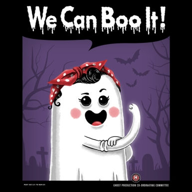 We can boo it!