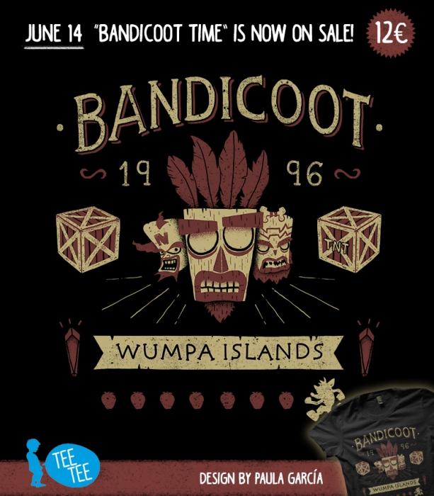 bandicoottime_teetee_promo