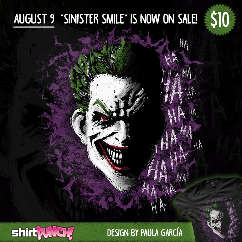 sinistersmile_shirtpunch_promo