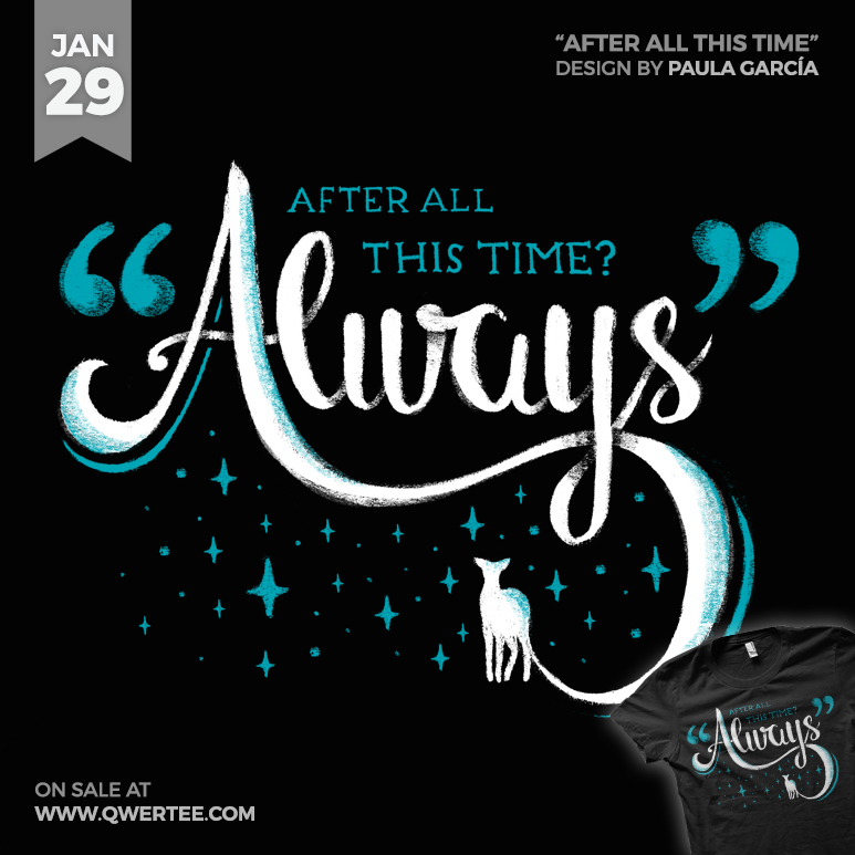 afterallthistime_promo_qwertee
