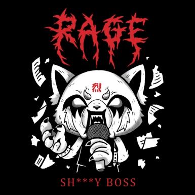 Rage mood