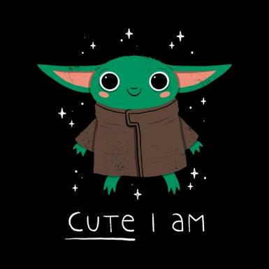 Cute I Am